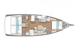 jeanneau sunodyssey 440 layout