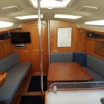 Perception Hunter 38 Interior