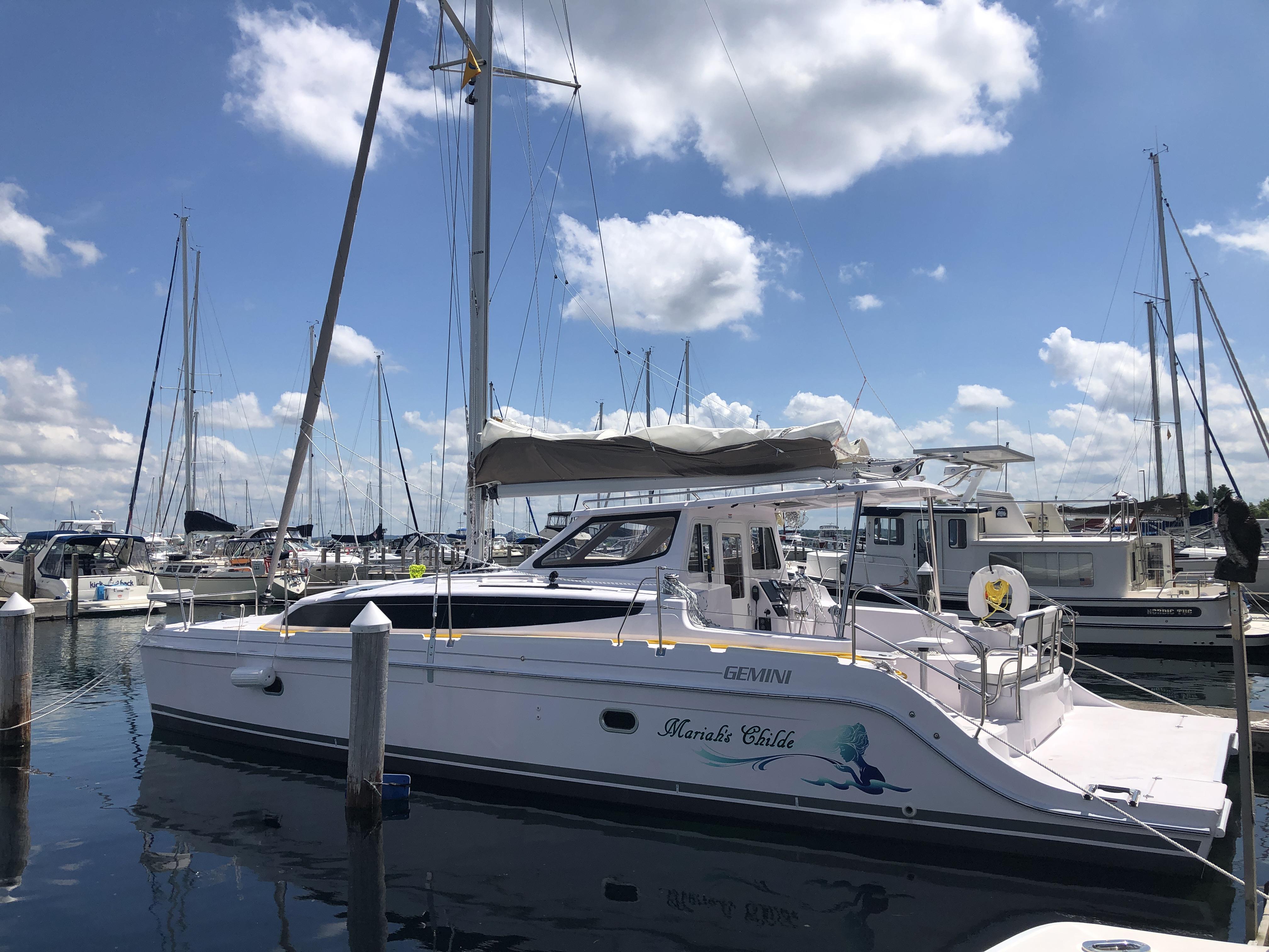 gemini catamaran legacy 35x
