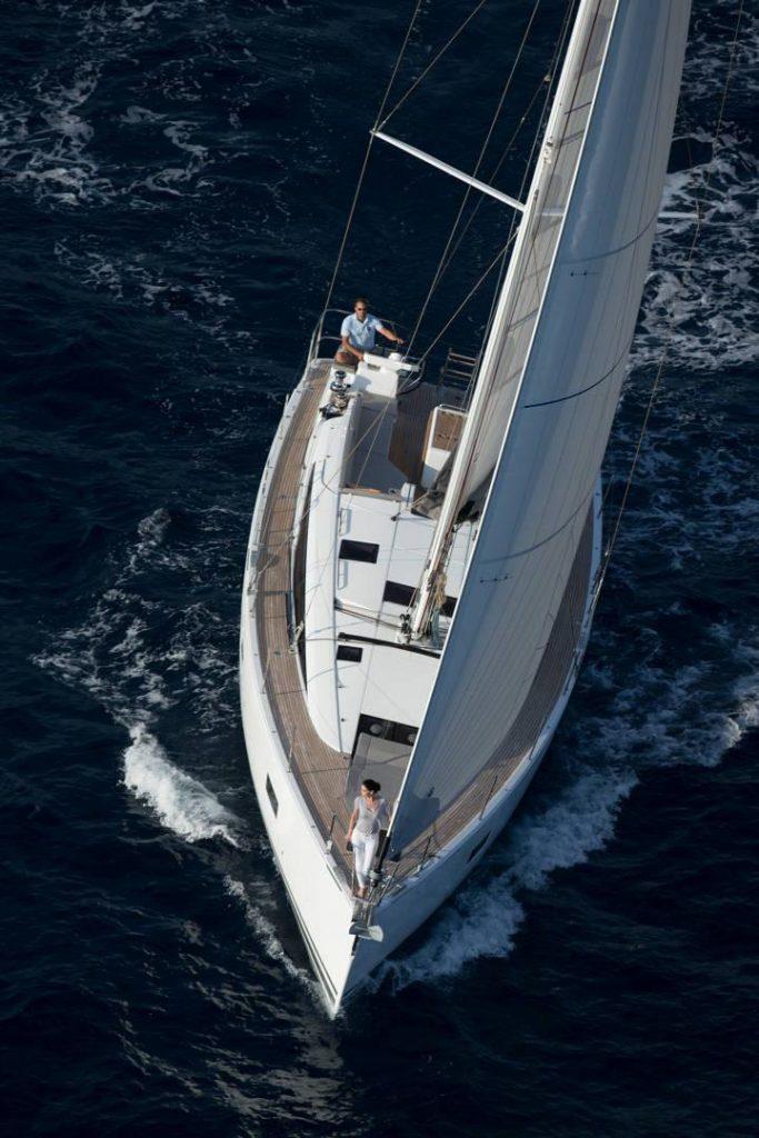 jeanneau yachts 54